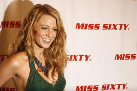 LOS ANGELES. ACTRICES. BLAKE LIVELY, ACTRIZ.