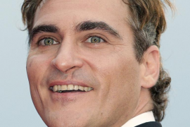 "File photo of actor Joaquin Phoenix posing on red carpet during a screening for the movie ""The Master"" at the 69th Venice Film F"