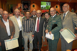 La Guardia Civil celebra su 169 aniversario