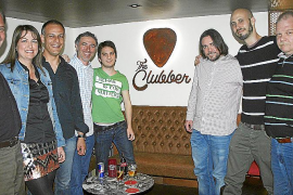 INAUGURACIÓN THE CLUBBER