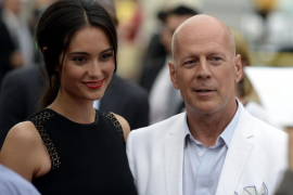 Emma Heming y Bruce Willis