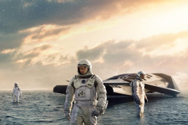 Portada 'Interstellar'.