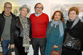 """En moviment"", en Art Mallorca"