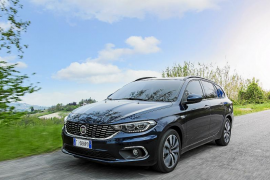 FIAT TIPO 5p y Station Wagon