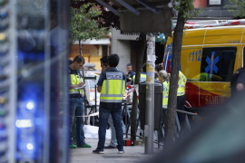 Triple asesinato en Madrid