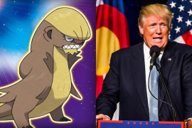 Pokemon Go y Donald Trump