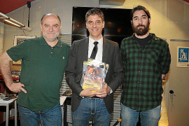 Francesc Vicens presenta el libro 'George Harrison. The inner light. Una vida espiritual'