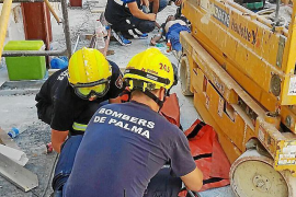 Baleares, la comunidad con mayor tasa de accidentes laborales