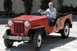 Jeep 'Made in Spain'