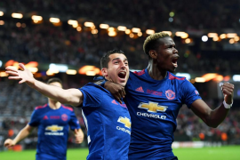 FINAL: AJAX AMSTERDAM - MANCHESTER UNITED