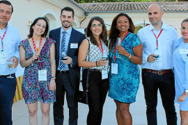 Cóctel y networking de ESERP Business School en Son Muntaner