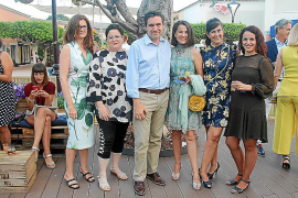 'Blooming party' en Mallorca Fashion Outlet