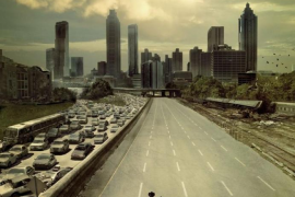 Muere un especialista durante el rodaje de 'The Walking Dead'