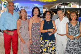 Sailing Party en Puerto Portals