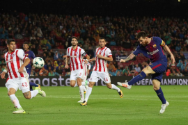 Champions League - FC Barcelona vs Olympiacos