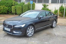 Volvo S90: Una berlina capaz de enamorar a simple vista