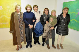 Pep Coll expone en Can Picafort