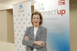 María Cruz Rivera en Connect'Up