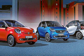 smart lanza la edición Urbanshadow Edition