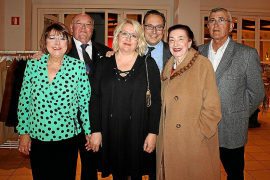 Cena de la Hermandad de Amigos de la Guardia Civil