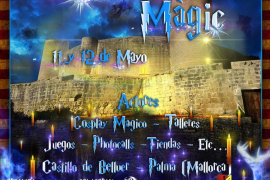 'Bellver Magic' en el Castell de Bellver