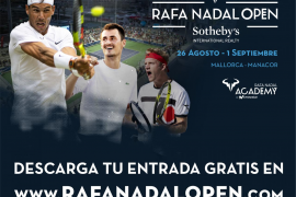 Rafa Nadal Open by Sotheby´s International Realty