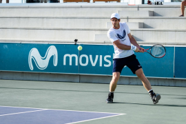 Andy Murray engrasa la maquinaria en Manacor