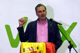 Javier Ortega Smith, secretario general de Vox