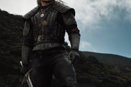 «The Witcher», protagonizada con Henry Cavill
