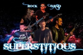 Conciertos en Mallorca: Superstitious actúa en La Movida de Palma