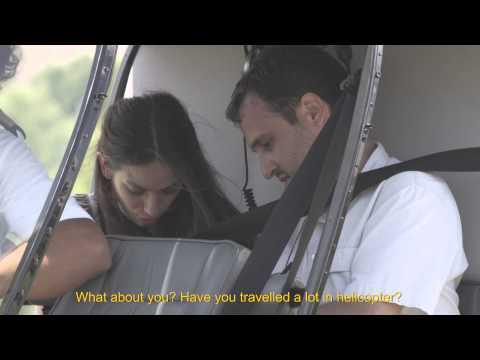 Nadal se convierte en piloto para un vídeo con cámara oculta