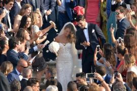 Morata se casa en Venecia