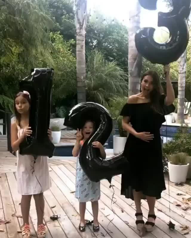 La actriz Jessica Alba será madre por tercera vez
