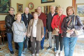 Visita a Can Prunera