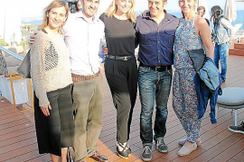 Cóctel del Mallorca International Film Festival