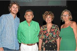 Gala de la AECC en Campos