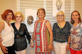 Vicky Pérez presenta su obra en el Saratoga