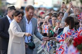 Los duques de Sussex esperan su primer bebé