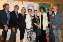 Jornadas sobre cáncer de mama organizadas por el Club Ultima Hora