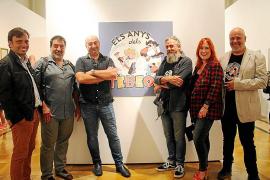 Exposición de originales de cómics en La Misericòrdia